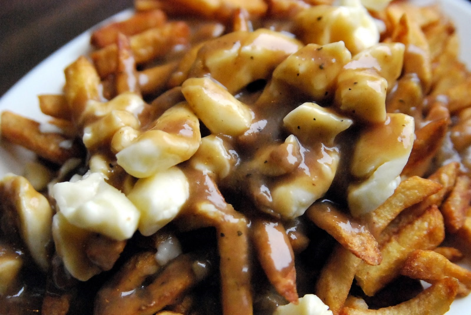 A dish from the Province of Quebec