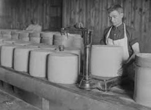 Fromagerie au Canada
